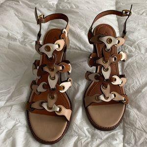 NEW Coach straps sandals